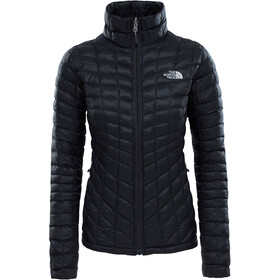 The North Face ThermoBall Zip In Full Zip Jacket Dam black